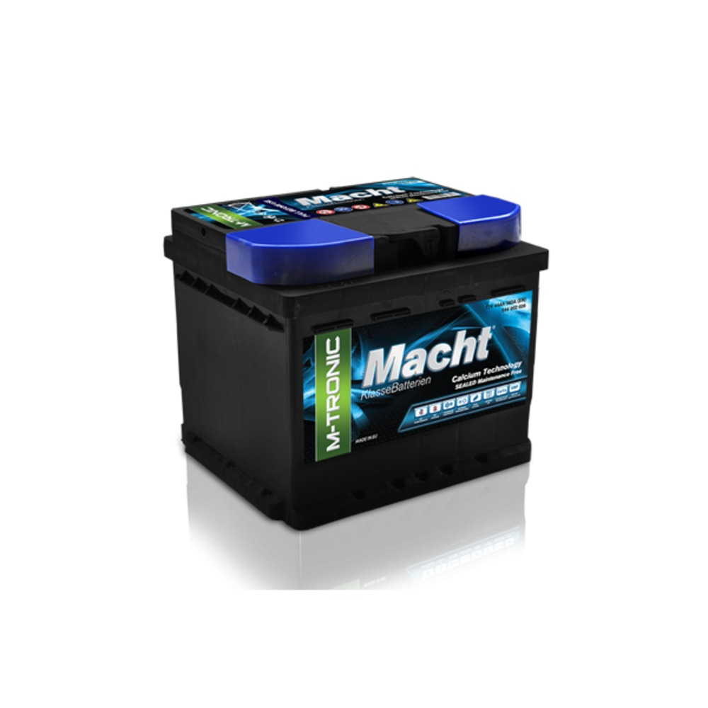 baterie auto MACHT m-tronic 44 ah