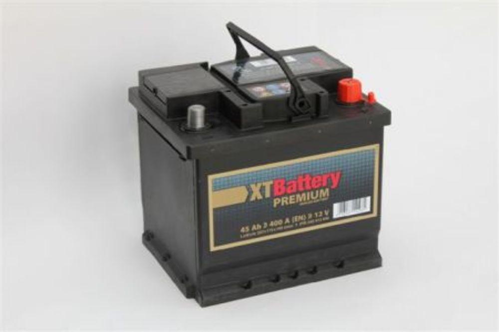 baterie auto xt premium 44ah
