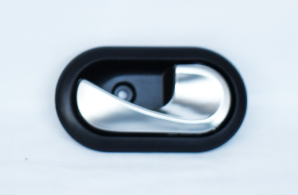 maner interior stg argintiu duster / logan facelift / sandero ASAM