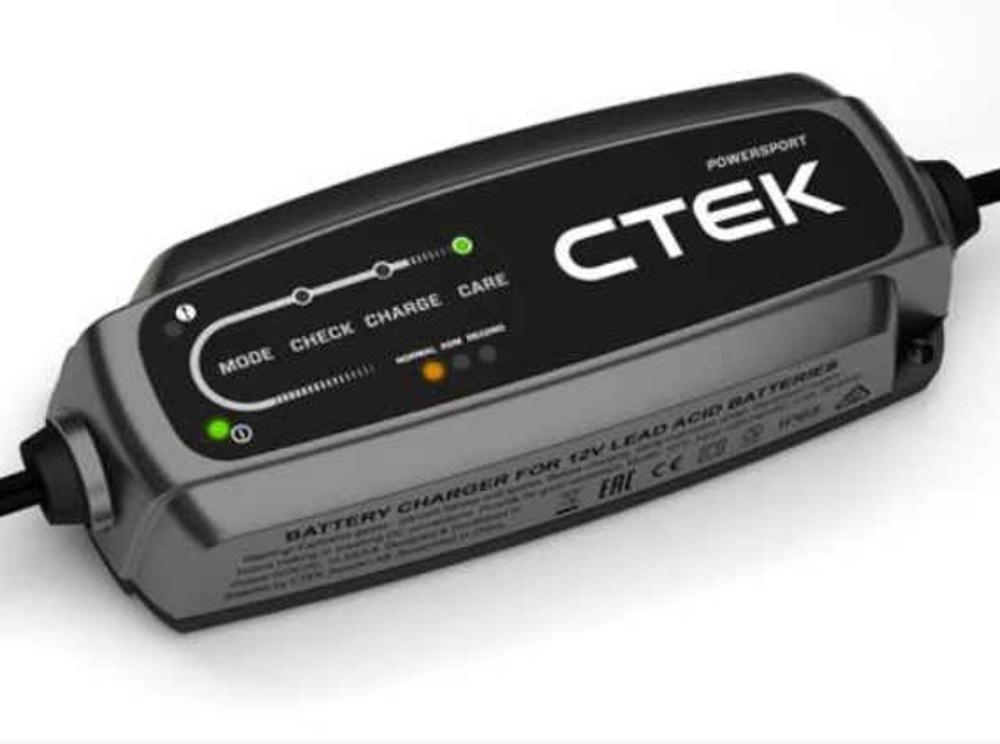 redresor ctek ct5 start/stop 12v 38a