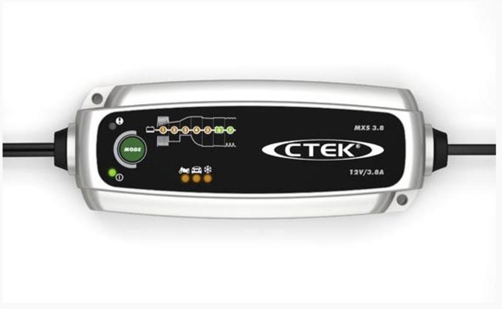 redresor ctek mxs 38