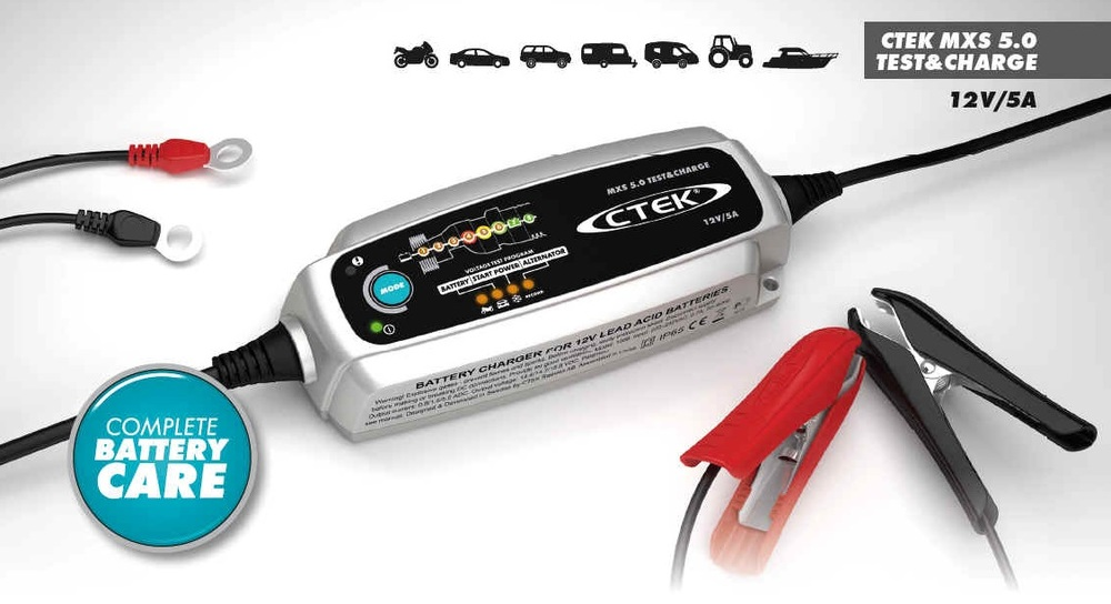 redresor ctek mxs 50 testcharge / / / /