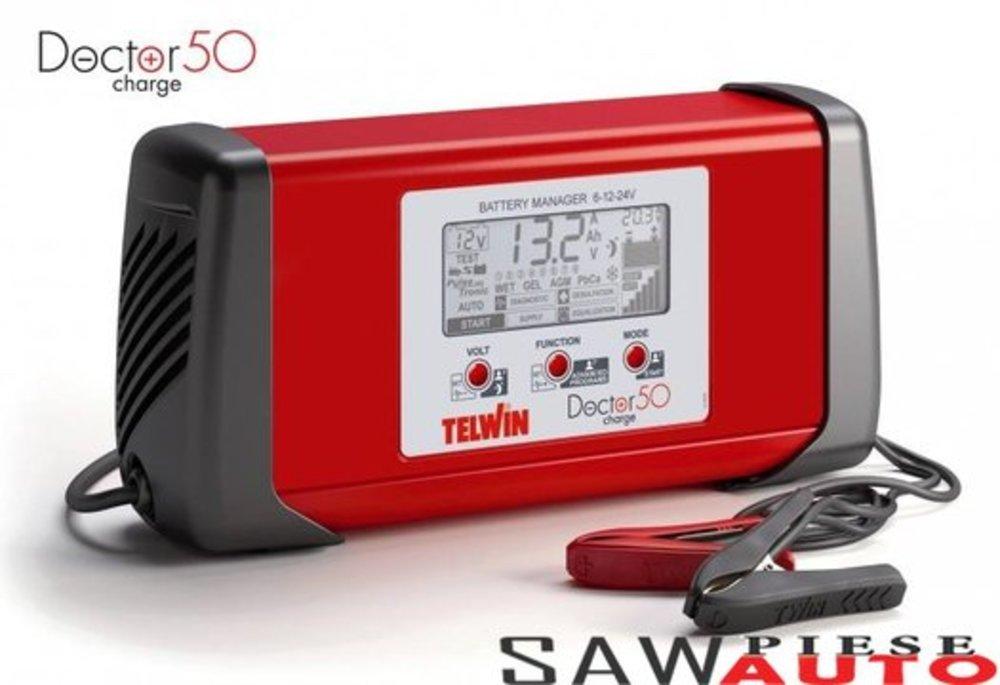 redresor telwin doctor charge 50